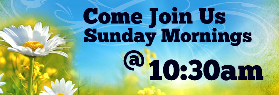Join Us for Worship